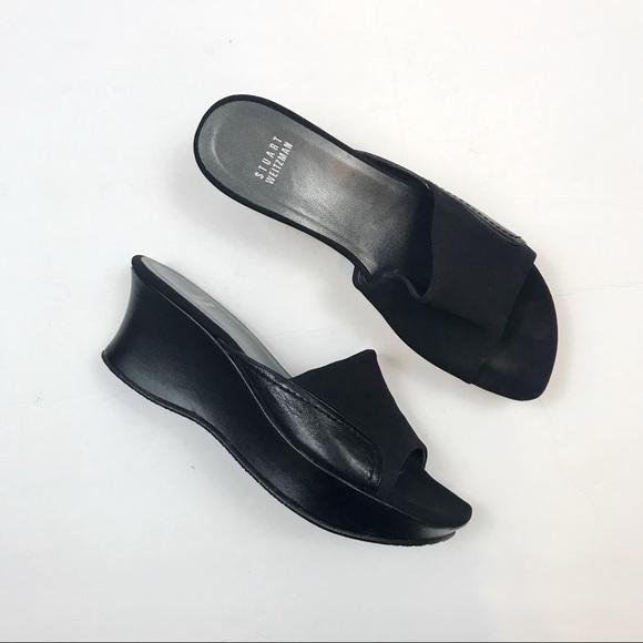 Stuart Weitzman Y2K Wedge Sandal